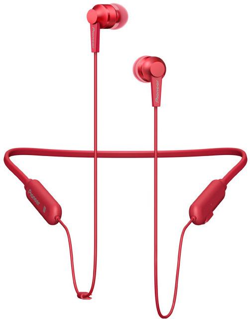 Pioneer SE-C7BT, červená