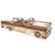 UGEARS stavebnice - Dream Cabriolet VM-05, dřevěná, mechanická