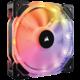 Corsair Air HD120 RGB LED High, 120mm, PWM with Controller  + Voucher až na 3 měsíce HBO GO jako dárek (max 1 ks na objednávku)