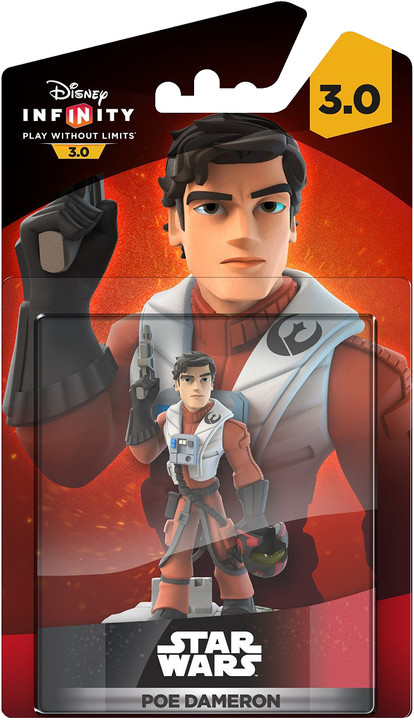 Disney Infinity 3.0: Star Wars: Figurka Poe Dameron