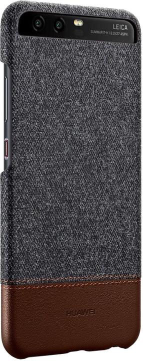 Huawei Original PC Protective Pouzdro pro P10, tmavě šedá