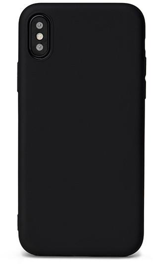 EPICO ultimate plastový kryt pro iPhone XS Max, černý