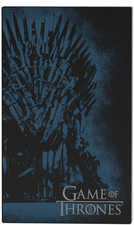 Tribe Game Of Thrones Throne 4000mAh Power Bank - Černá