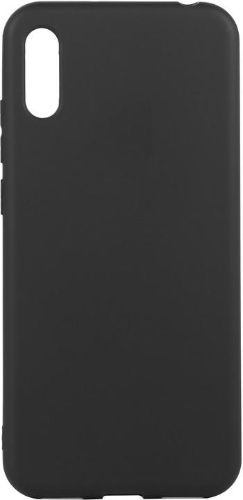 EPICO SILK MATT Case pro Huawei Y6 (2019), černá