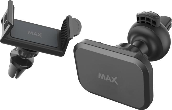 MAX univerzální držák MCH2201 do ventilační mřížky + magnetický držák