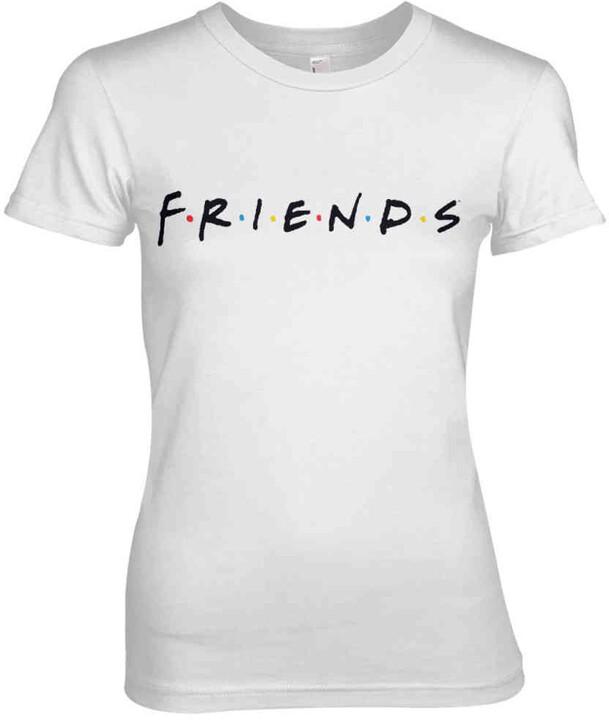 Tričko Friends - Logo, dámské (L)