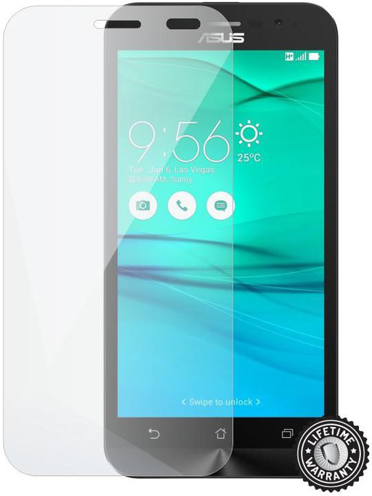 Screenshield temperované sklo na displej pro Asus Zenfone GO ZB500KL