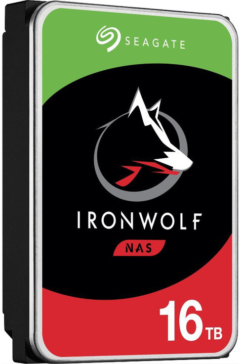 "Seagate IronWolf, 3,5"" - 16TB"