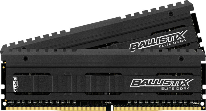 Crucial Ballistix Elite 8GB (2x4GB) DDR4 2666 CL16