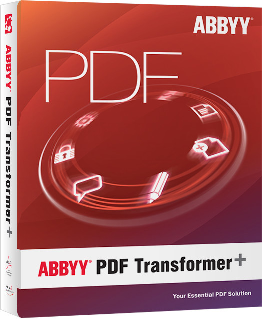 ABBYY PDF Transformer+ / Vol. purchase / TS (6-10 lic.)