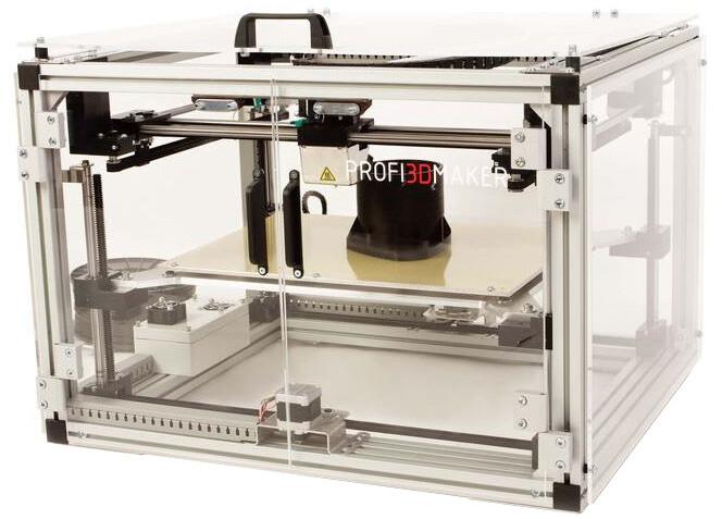 3D Factories ProfiMaker, 3D tiskárna, 0,3 mm