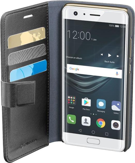 CellularLine Book Agenda pouzdro typu kniha pro Huawei P10, černá