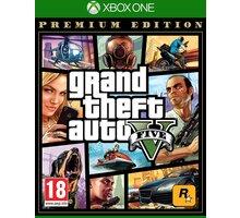 Grand Theft Auto V - Premium Edition (Xbox ONE)