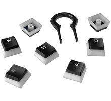 HyperX Double Shot PBT, Cherry MX, 104 kláves, černé, US