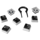 HyperX Double Shot PBT Gaming Keycaps, Cherry MX, 104 kláves, US