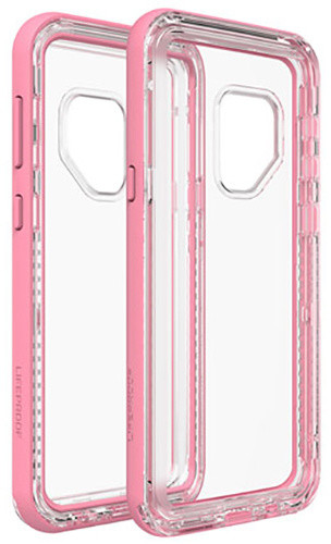 LifeProof NEXT odolné pouzdro pro Samsung S9, růžové
