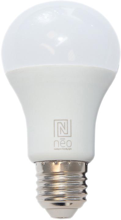 Immax Neo LED, E27, 806lm, 8,5W, Zigbee, Dim, RGBW
