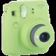 Fujifilm Instax MINI 9, zelená + Instax mini film 10ks