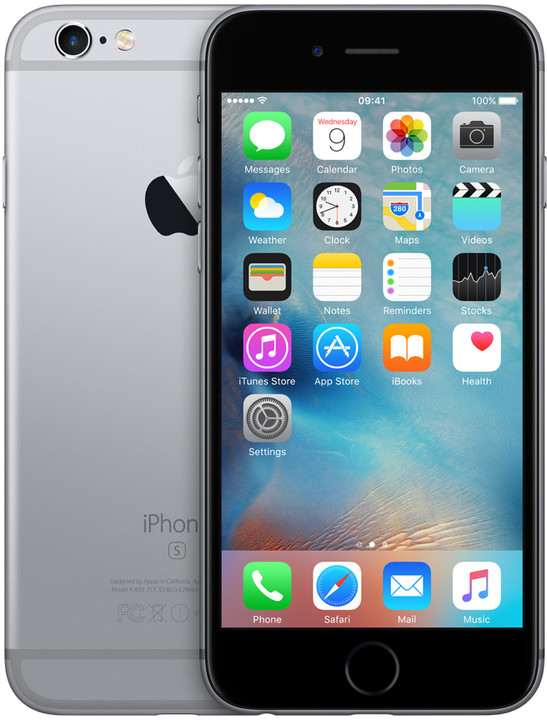 Apple iPhone 6s 32GB, šedá