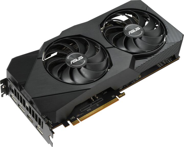 ASUS Radeon DUAL-RX5700-O8G-EVO, 8GB GDDR6