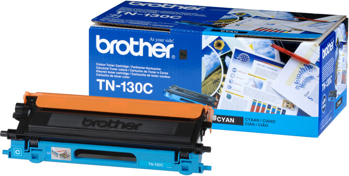 Brother TN-130C, cyan