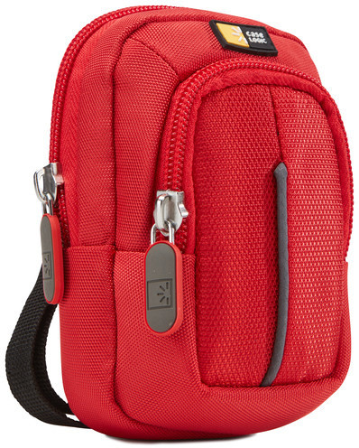 CaseLogic pouzdro na fotoaparát DCB302R - červená