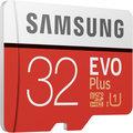 Samsung Micro SDHC EVO Plus 32GB UHS-I + SD adaptér
