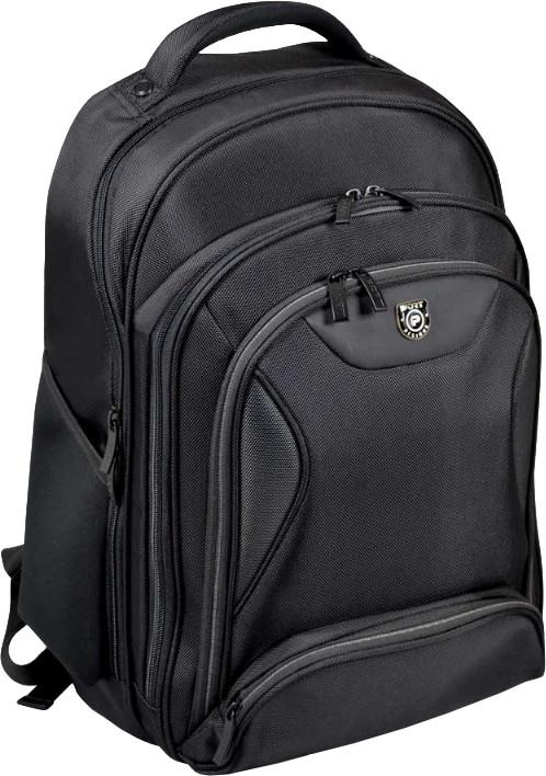 "Port Designs MANHATTAN batoh pro 15,6"" notebook a 10,1"" tablet, černá"