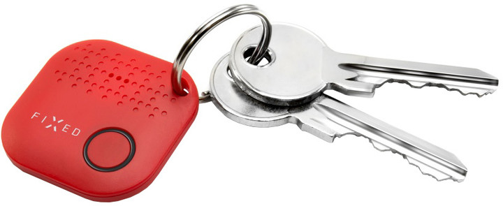 FIXED Smile Key finder, červený