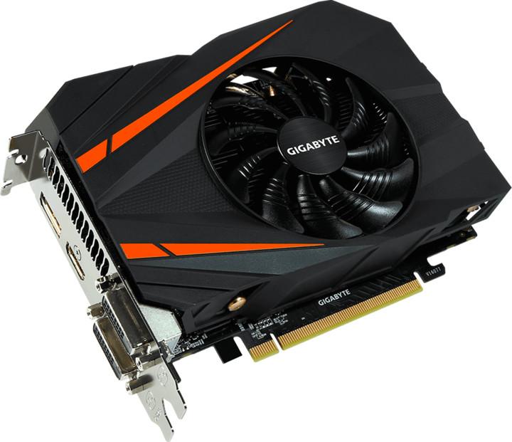 GIGABYTE GeForce GTX 1060 Mini ITX 6G, 6GB GDDR5