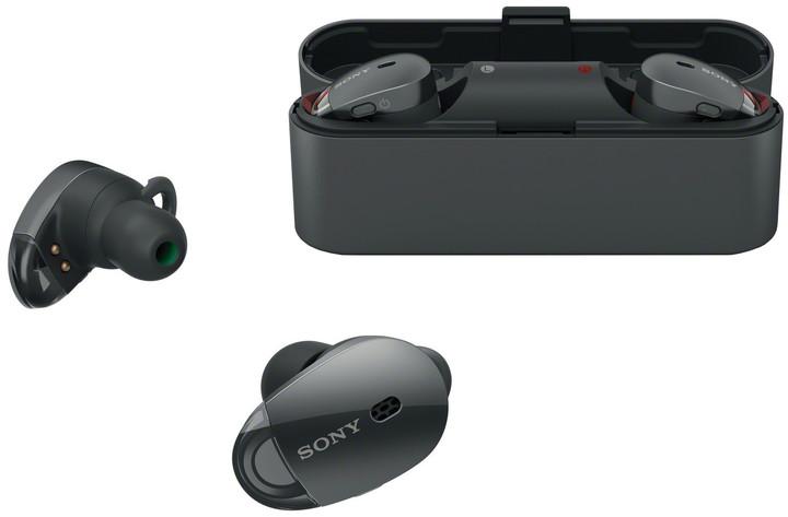 Sony WF-1000X, černá
