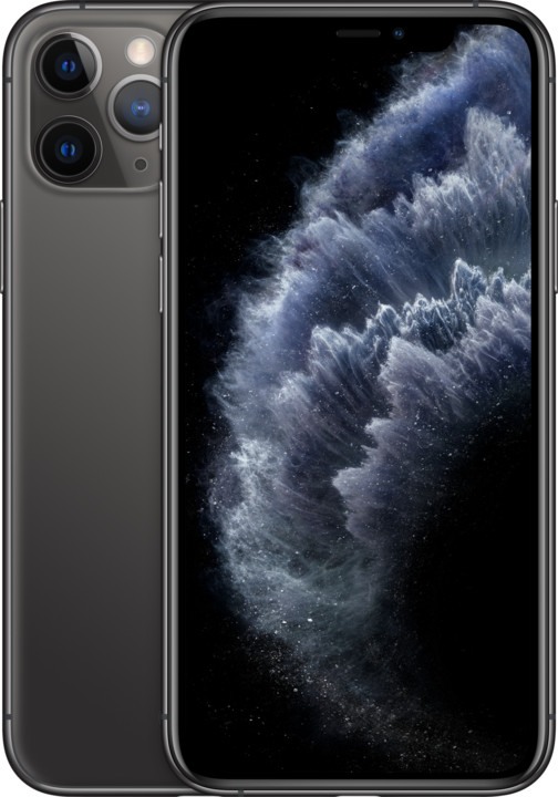 Apple iPhone 11 Pro, 512GB, Space Grey