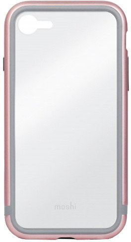 Moshi Luxe pouzdro pro Apple iPhone 7, růžové