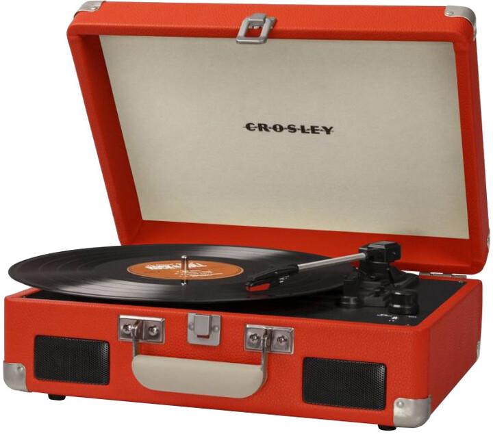 Crosley Cruiser II, oranžová