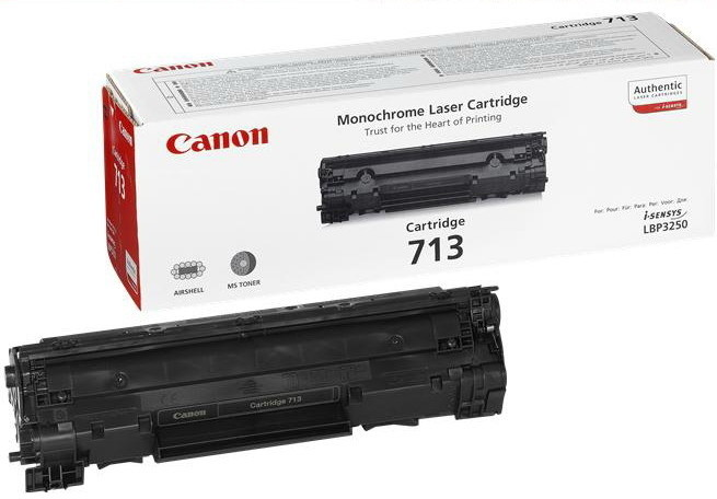Canon CRG-731H BK, černá