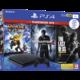 PlayStation 4 Slim, 1TB, černá + PS Hits (The Last of Us, Uncharted 4, Ratchet and Clank)  + Voucher až na 3 měsíce HBO GO jako dárek (max 1 ks na objednávku)