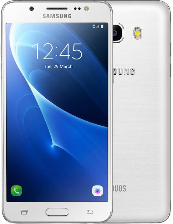 Samsung Galaxy J5 (2016) LTE, bílá