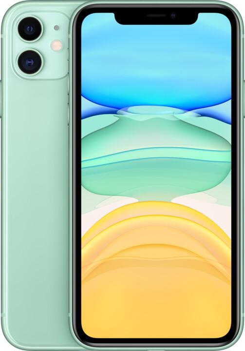 Apple iPhone 11, 128GB, Green
