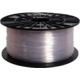 Plasty Mladeč tisková struna (filament), ABS-T, 1,75mm, 1kg, transparentní