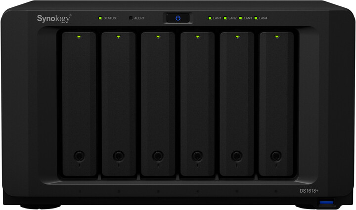 Synology DS1618+ DiskStation