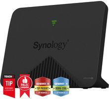 Synology MR2200ac Mesh router Elektronické předplatné časopisu Reflex a novin E15 na půl roku v hodnotě 1518 Kč