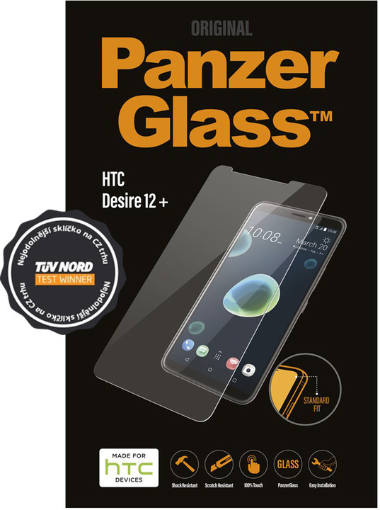 PanzerGlass Standard pro HTC Desire 12+