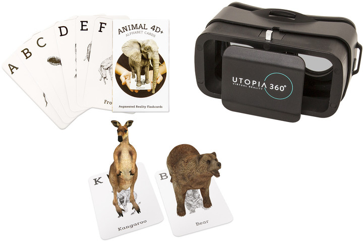 Retrak 4D Augmented Reality - ZOO Bundle