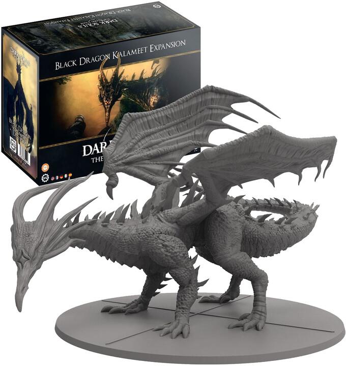 Desková hra Dark Souls - Black Dragon Kalameet (rozšíření), EN
