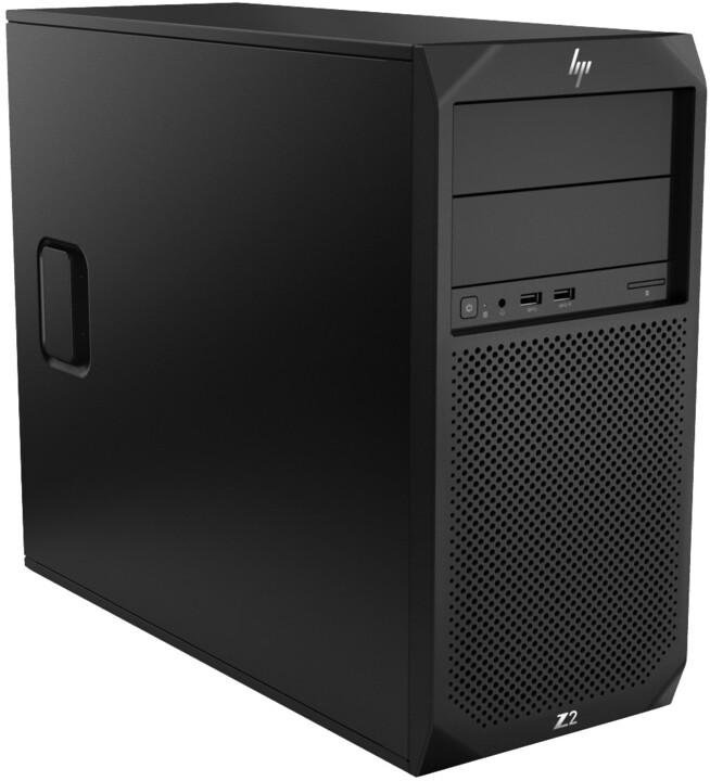 HP Z2 G4 TWR, černá