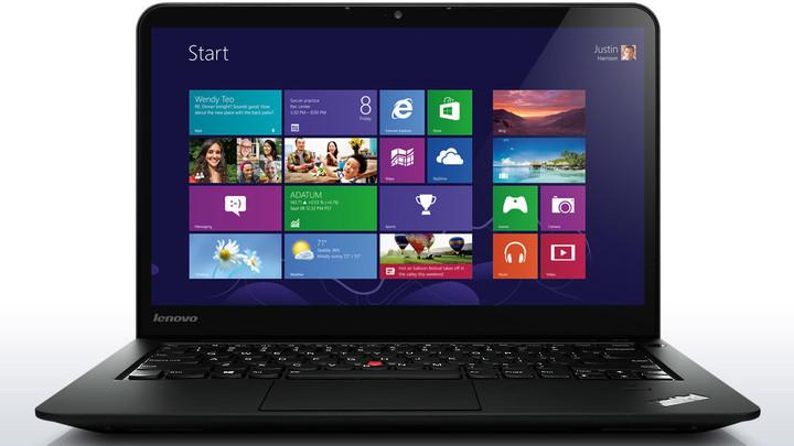 Lenovo ThinkPad S440, černá