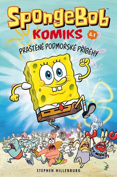 Komiks SpongeBob: Praštěné podmořské příběhy, 1.díl