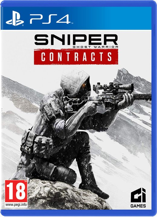 Sniper: Ghost Warriors Contracts (PS4)