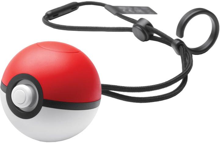 Nintendo Poké Ball Plus (SWITCH)