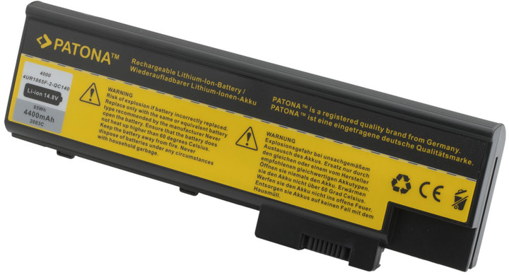 Patona baterie pro ACER, ASPIRE 1680 4400mAh 14,8V